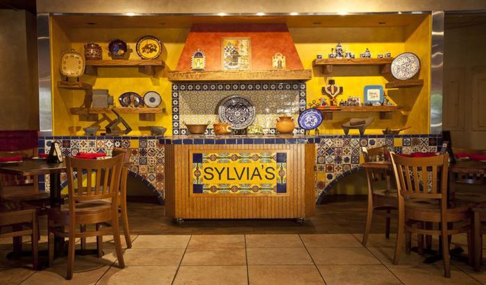 Sylvia's Dining Room Kitchen in Houston