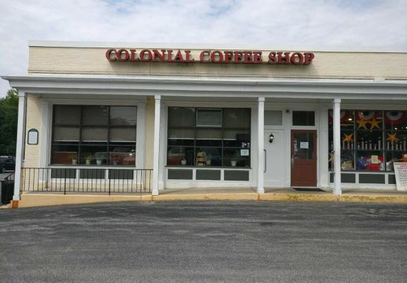 Colonial Coffee Shop