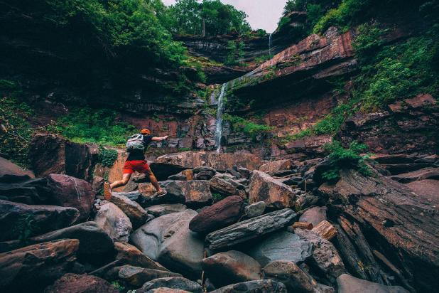 Kaaterskill Falls - Photo Courtesy of Beautiful Destinations