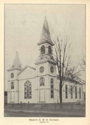 Trinity CME Church