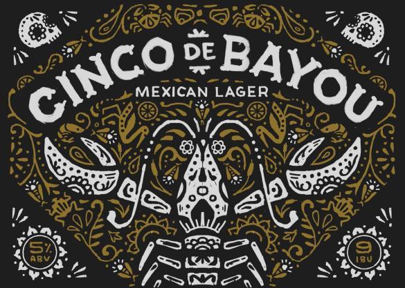 Bayou Teche | Cinco de Bayou Mexican Lager