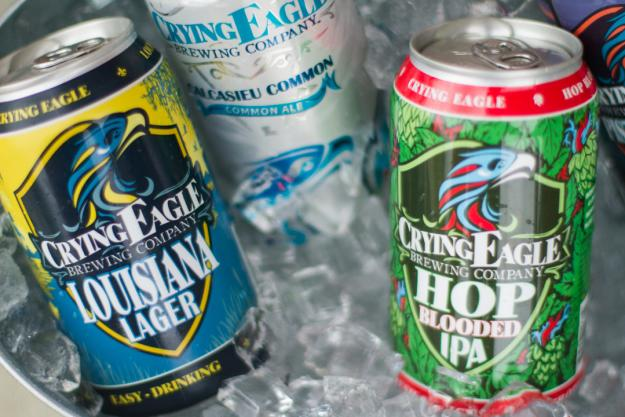 Crying Eagle Beers | Lake Charles, LA