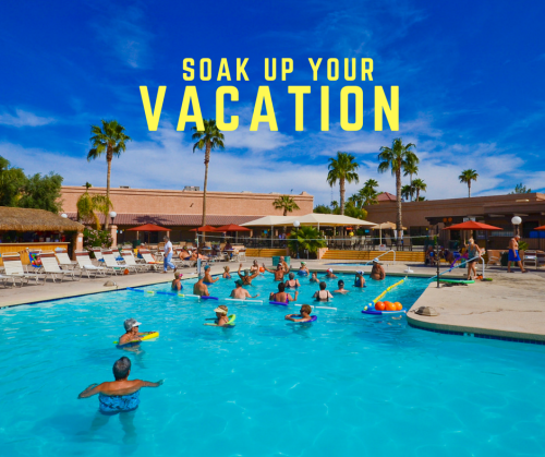 SOAK UP YOUR VACATION