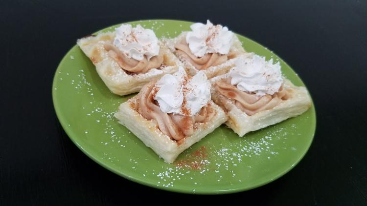 Cinnamon Roll PastryWhitch at the Waffle Whitch