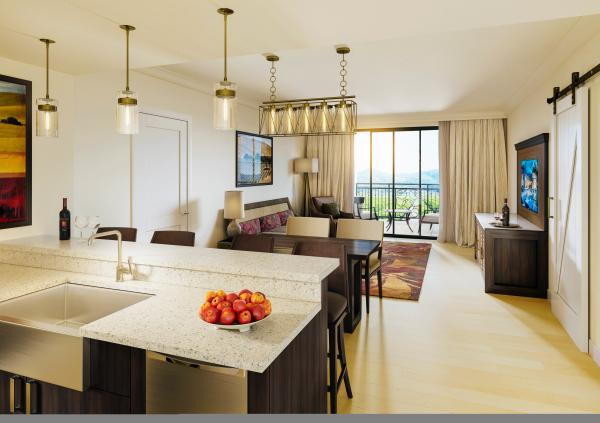 Vista Collina Kitchen Suite