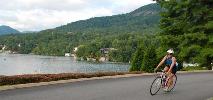 Athletes Love Lake Lure Olympiad