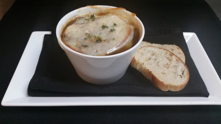 Okanagan Inspired French Onion Soup
