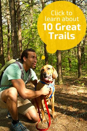 Roanoke Hiking Trails