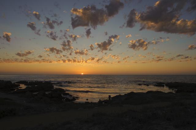Asilomar Sunset