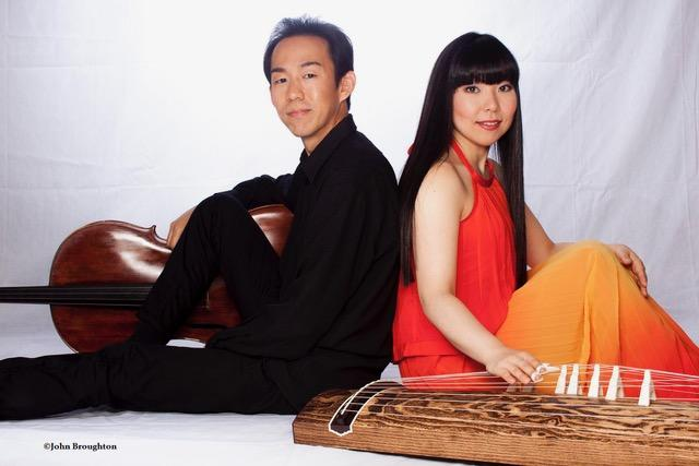 Yumeno koto/shamisen and cello duo