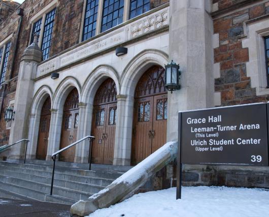 Grace Hall Exterior