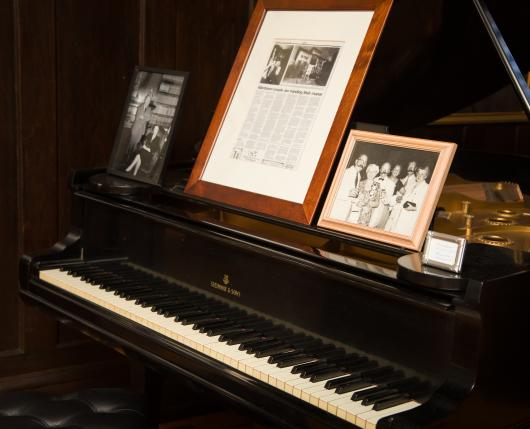 Historic Benner Mansion Piano