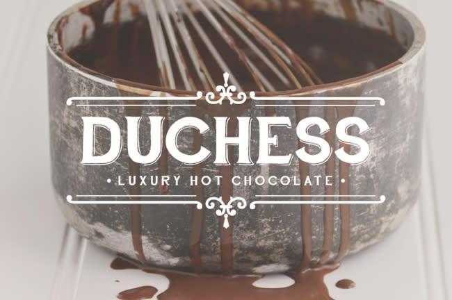 Duchess Hot Chocolate