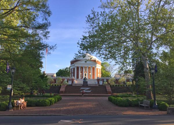 Rotunda in Summer