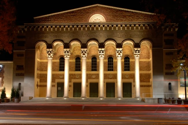 3,849-seat historical venue built in 1927. Used for conferences, banquets, graduations, and musical performances.