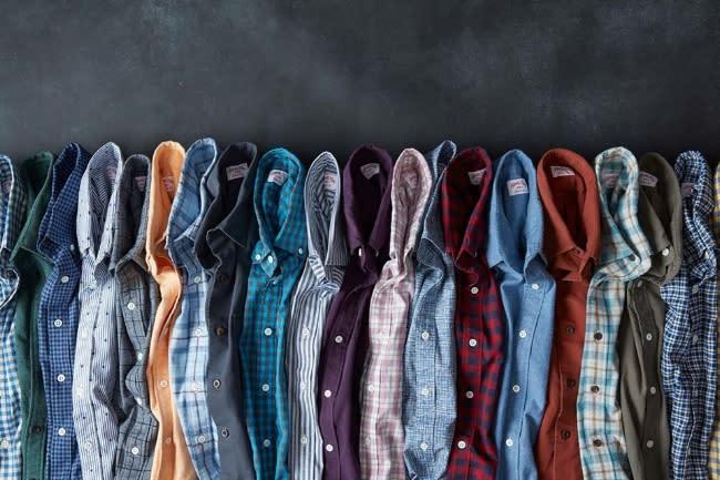 Long Sleeve Shirts From Hamilton Garments