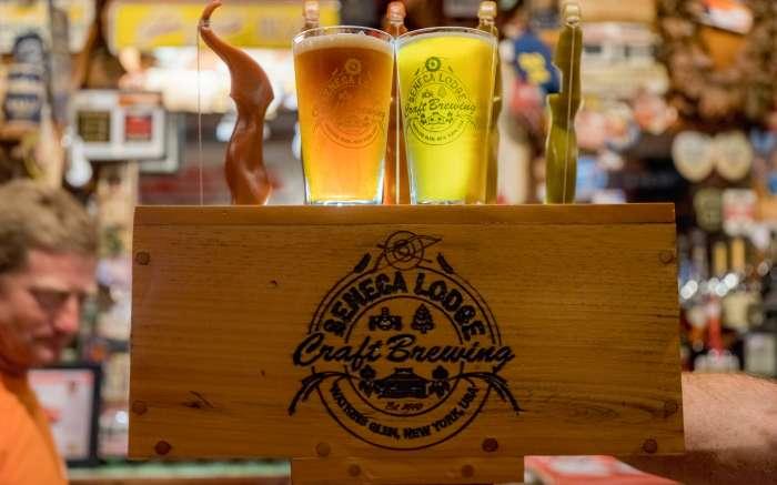 Seneca Lodge Beer