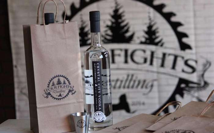 Four Fights Distilling
