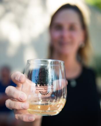 Mid State Fair - wine