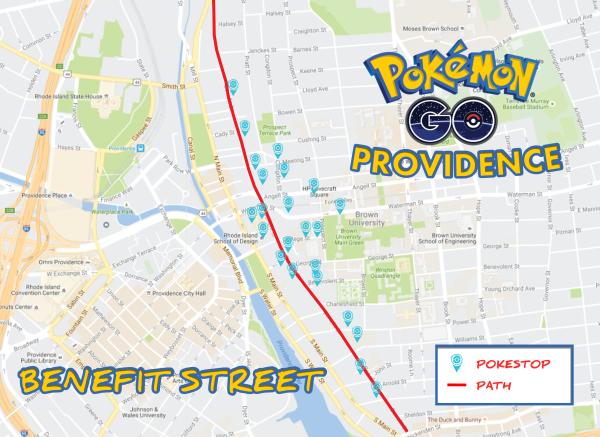PokemonGo Benefit