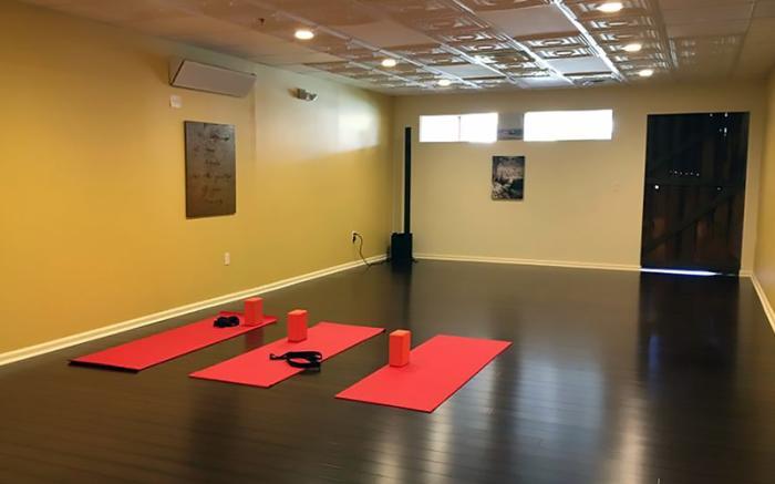 Red Brick Yoga