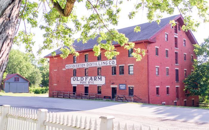 The Distillery Museum