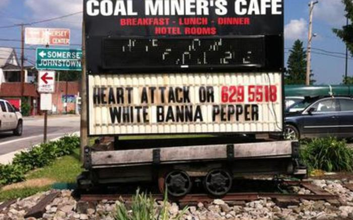 Coal Miners Cafe 3