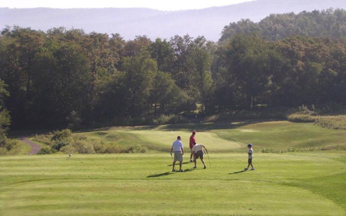 Glengarry Golf Links 3