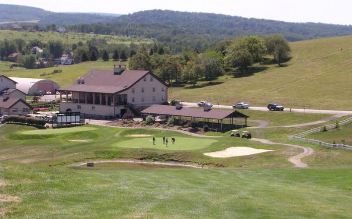 Glengarry Golf Links 5