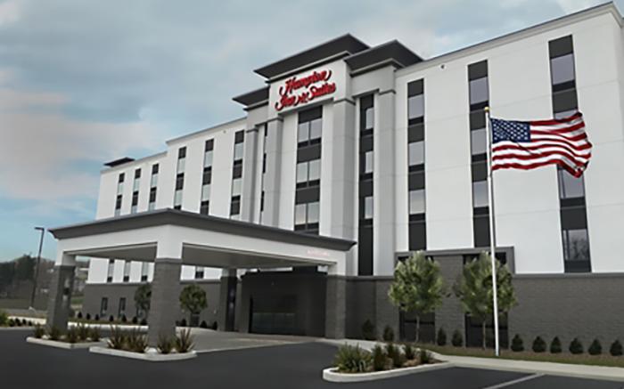 Hampton Inn & Suites North Huntingdon - Irwin