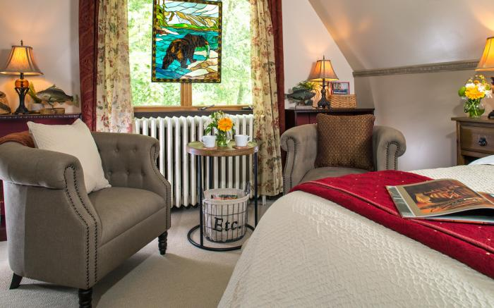 The Angler's Suite 2