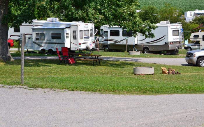 Hickory Hollow Campground 5