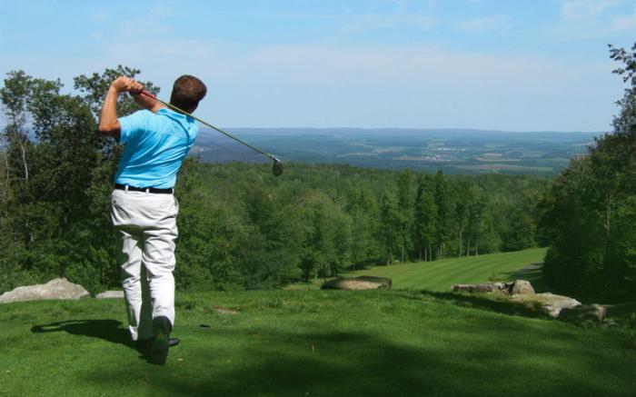 Hidden Valley Resort Golf