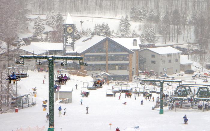 Hidden Valley Ski Lodge