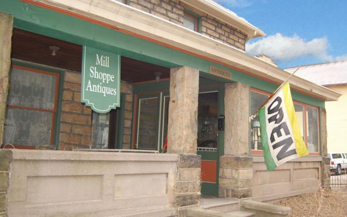 Mill Shoppe Antiques