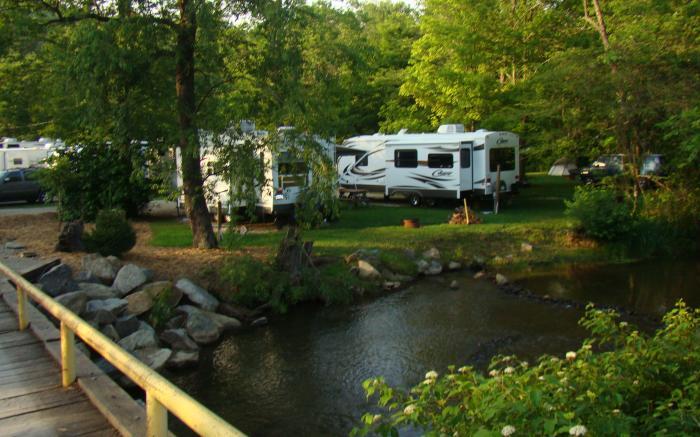 Mirror Lake Campground