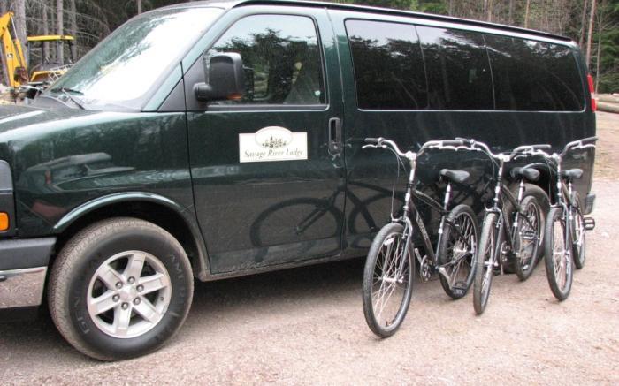 Savage River Lodge - Biking 2