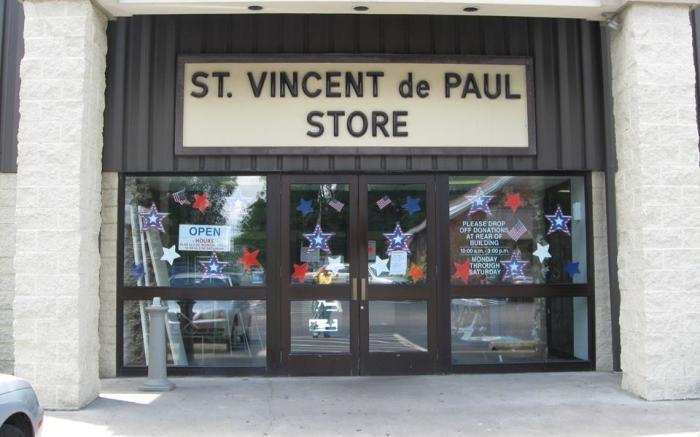 St. Vincent de Paul Store