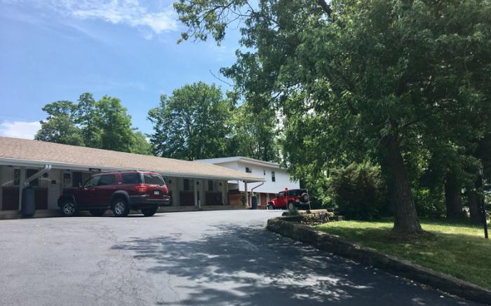 Hopwood Motel of Uniontown