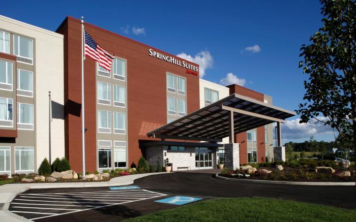 SpringHill Suites Latrobe