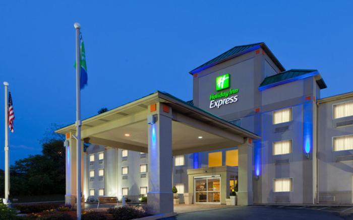 Holiday Inn Express Irwin