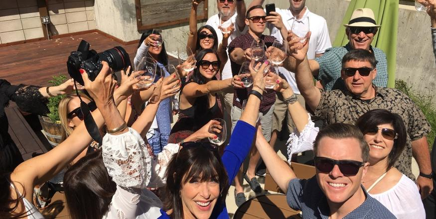 TGIF 1/2 Day Paso Robles Shared Group Wine Tour