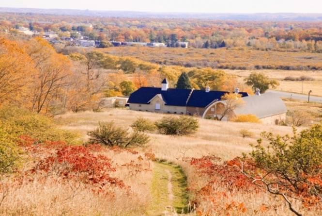 Cathedral Barn at Historic Barns Park