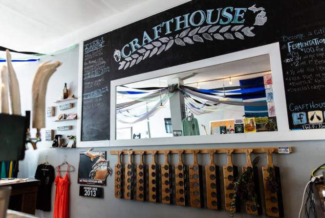 Crafthouse Brewery & Boutique