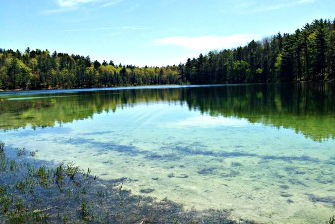 Sand Lakes Quite Area