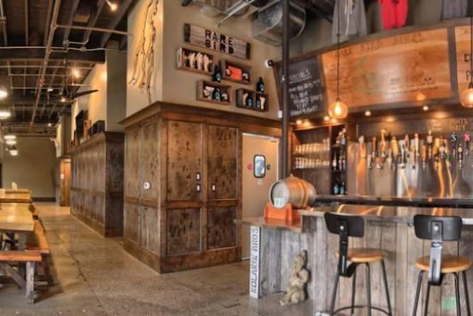Rare Bird Brewery