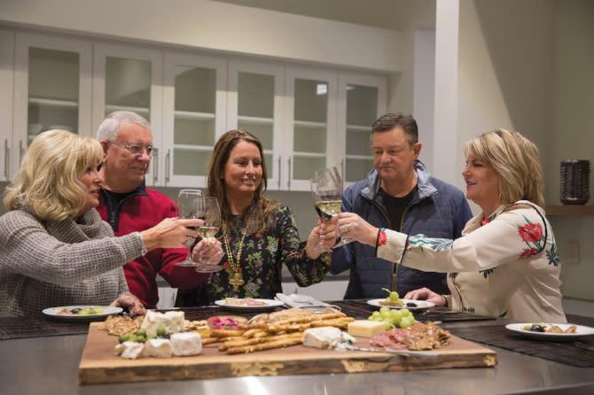 Mark Arts Culinary Kitchen