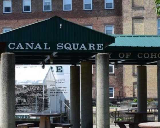 Canal Square Park