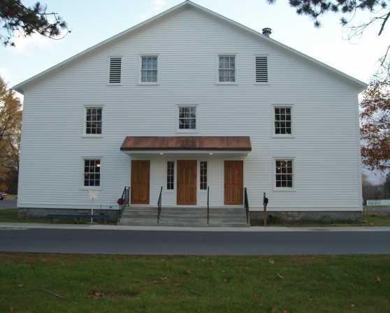 Shaker Main Hall