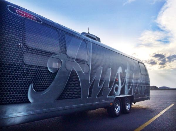 ATX Airstream on the Road Again